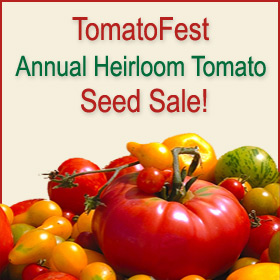 Annual Seed Sale